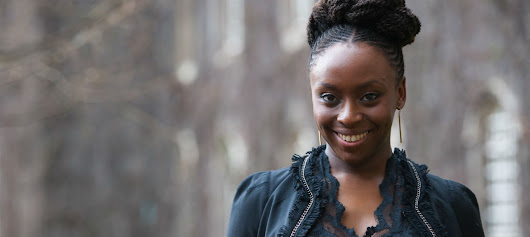 Chimamanda is turning Sweden into even more of a sanctuary for gender equality