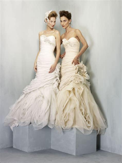 White Vs Ivory Wedding Dress   Prima Book A   Wedding