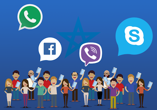 Unblock Whatsapp, Viber and Skype in Morocco -