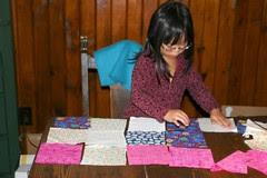 Assembling the Quilt