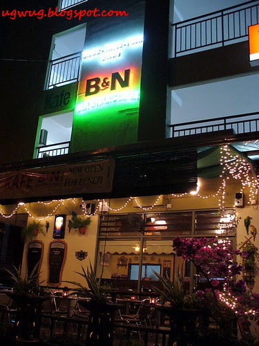 B & N lights