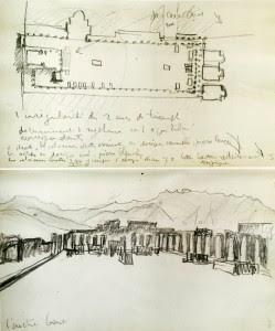 le corbusier dibujos 1