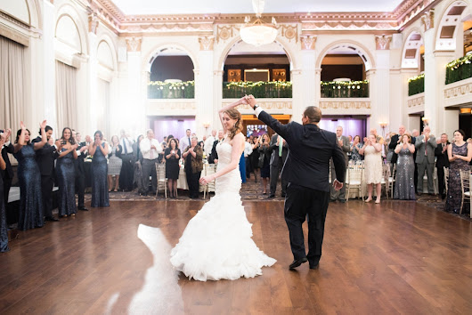 A Philadelphia Wedding at the Ballroom at the Ben