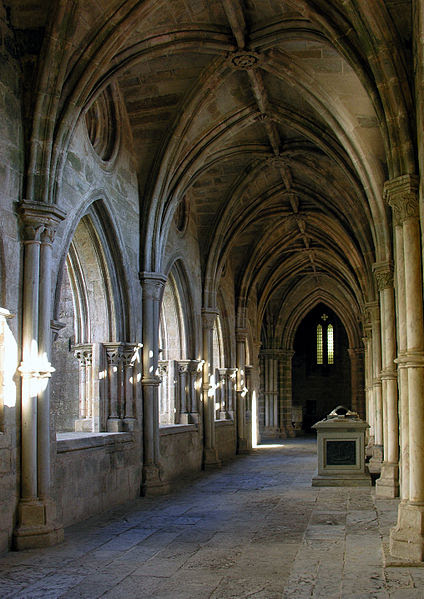 File:Cloisters, Evora Cathedral, Alentejo, Portugal, September 2005.jpg