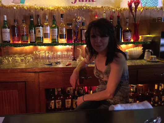 Getting To Know Lillian, The Geary Club's Longtime Bartender | Hoodline