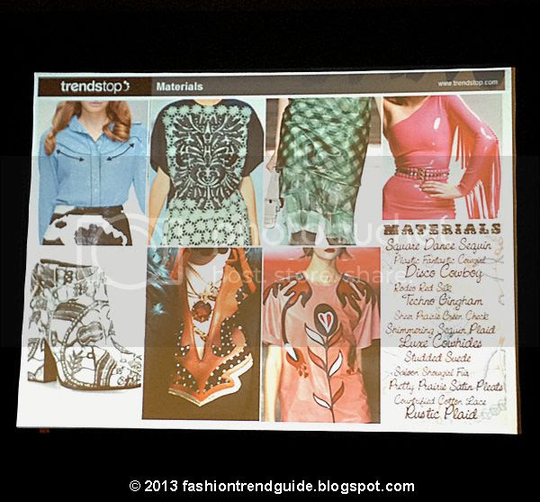 Rodeo Belle fashion trend forecast fall 2013 2014