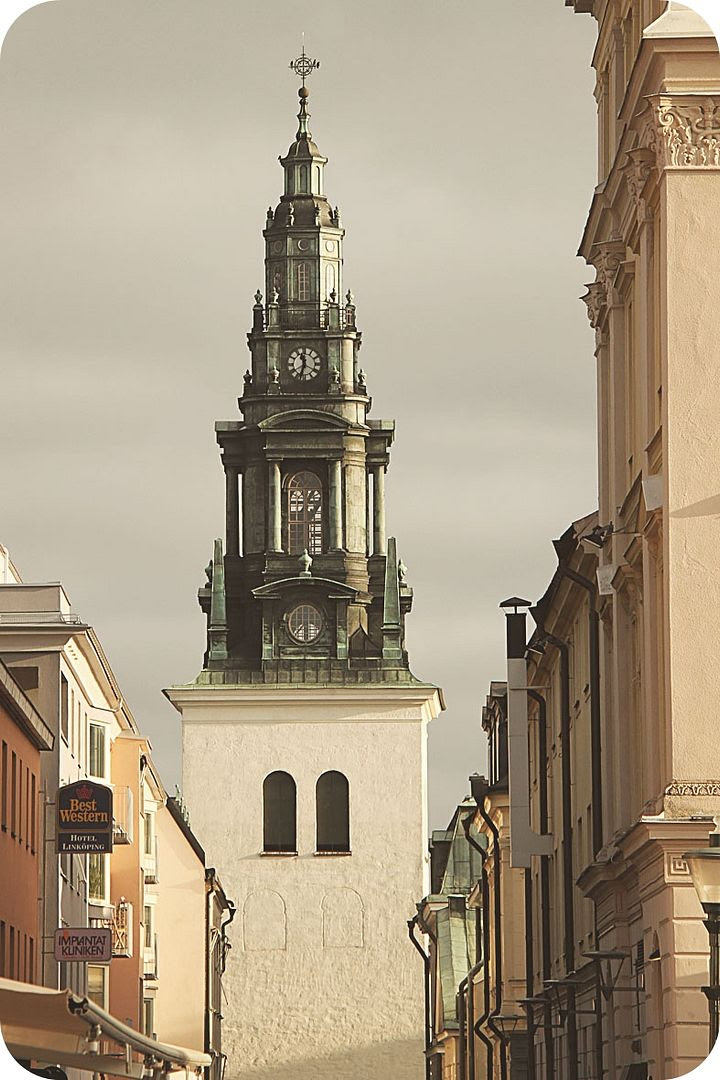 11.30, One of the church towers in my city.