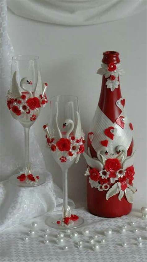 71 best botellas y copas decoradas de la web images on