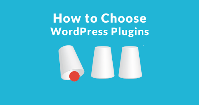 How to Choose a WordPress Plugin by @martinibuster