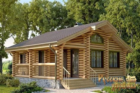 beautiful simple wood house  log house design bahay ofw