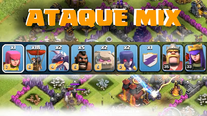 Топ микс Clash of Clans | GoWiPe | GoWiWi | CLASH OF CLANS INFO