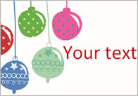 Editable Christmas Labels   Free Early Years & Primary Teaching ...