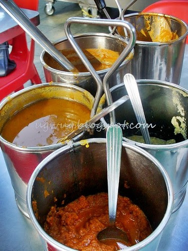 Curry & Other Sorts of Condiments