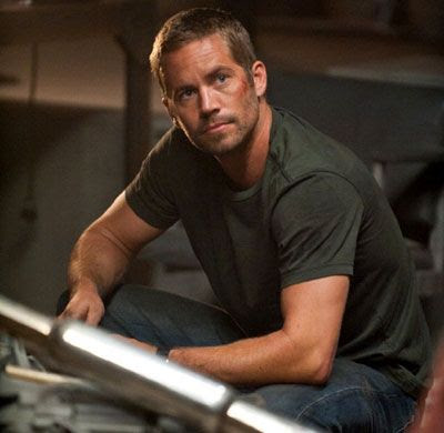 Paul Walker in 2011's FAST FIVE.