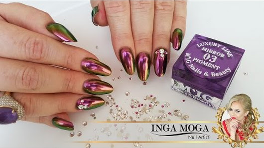 Russian Academy Of Nail Design By Inga Moga Google