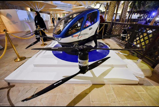 From Flying Cars To Building Colonies In Mars, Dubai Looks To Attract New Innovative Ventures