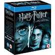 Amazon.com: Harry Potter: The Complete 8-Film Collection [Blu-ray] [2011]: Daniel Radcliffe, Emma Watson, Rupert Grint, Ralph Fiennes, Helena Bonham Carter, David Yates: Movies & TV