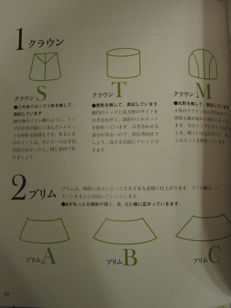 Pattern Options in Stylish Cloche