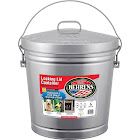 Behrens Galvanized Steel Locking Lid Can - 6 gal