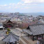 Mii-dera - Le grand complexe bouddhiste d'Otsu