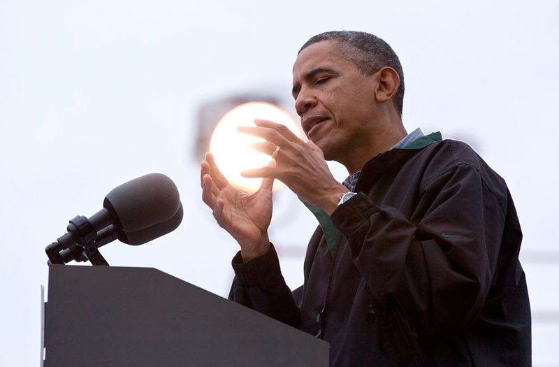 obama wizard perfect timing