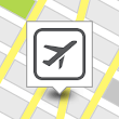 A check-in at Seattle-Tacoma International Airport (SEA)