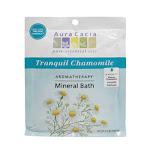 Aura Cacia Tranquility Aromatherapy Mineral Bath Spring Flower, 2.5 Oz