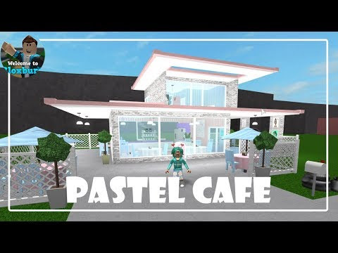 Cafe Roblox Bloxburg Id Youtube