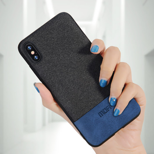 MOFi Silicone Edge Case for iPhone X