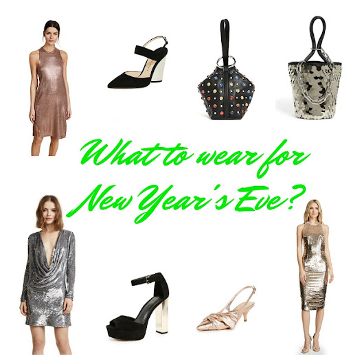 What to wear for New Year's Eve + weekly link-up - Beauty by Miss L