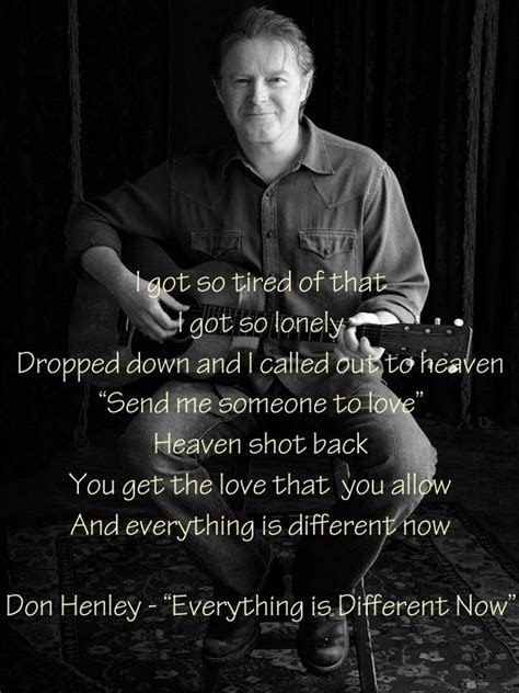 13 best images about don henley on Pinterest   Donald o