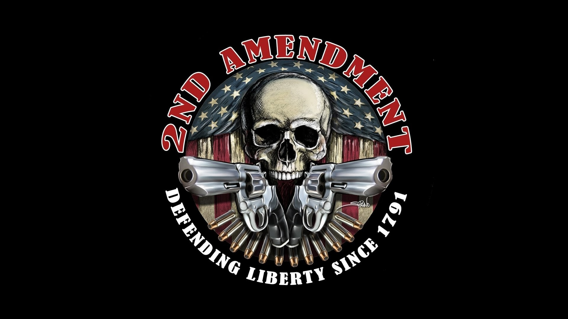 2nd Amendment Wallpaper 64 Images