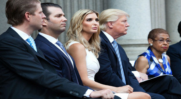 ivanka trump father is doing everything within his power to destroy the elite pedophile network