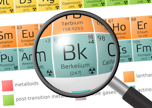 How Berkelium Stands Out in a Heavy Metal Crowd | Berkeley Lab
