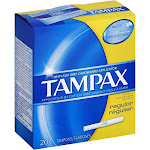Tampax Oef Orig Reg Size 20s -PACK 6