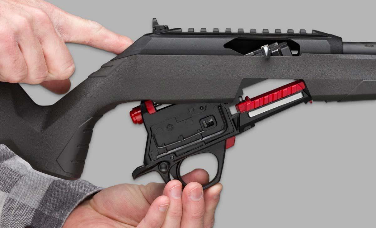 Bisley Magnum PELLET 177 o 22 CILINDRI