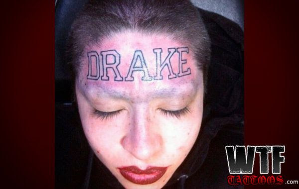 Woman Who Had Boyfriends Name Tattooed On Her Face Archidev