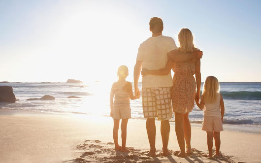 The science behind why you should take your child on holiday