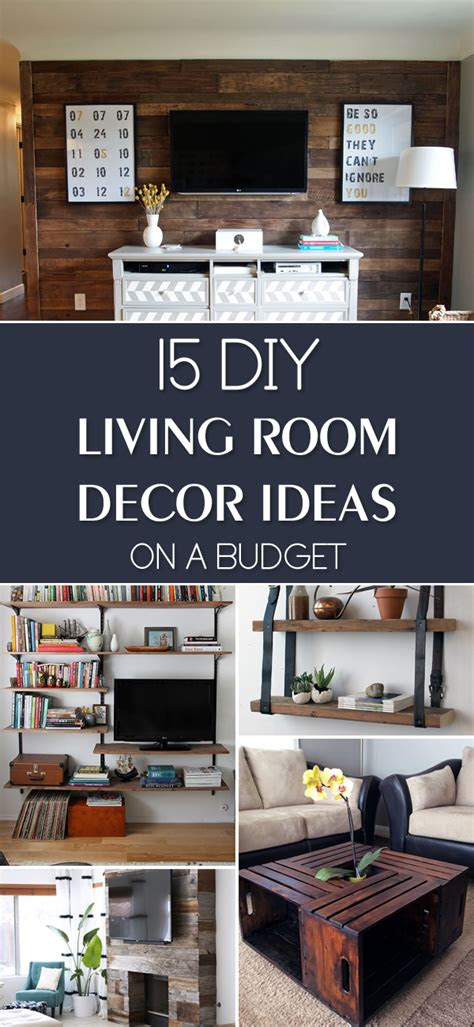 Diy Home Decor Ideas Living Room You