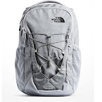The North Face NF0A3KV7-5YG Unisex Backpack, Grey, 29L