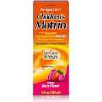 Motrin Children's Liquid, Berry - 4 fl oz bottle