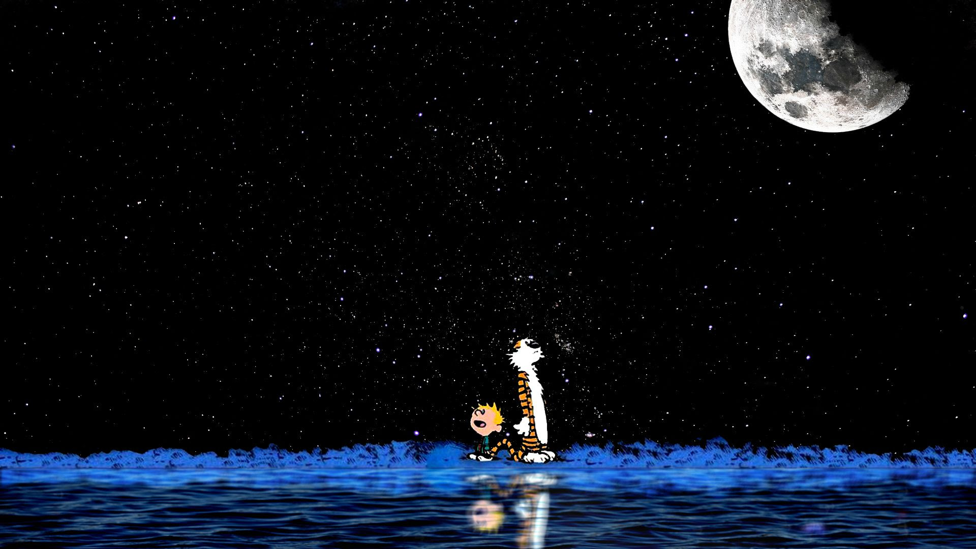 Calvin And Hobbes Screensaver Posted By Sarah Cunningham