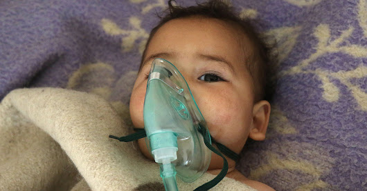 Demand justice for victims of Syria chemical attack - the UN must take action