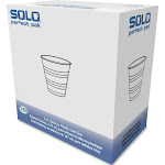 Solo Cup Company Galaxy Translucent 5 Oz Cups, (Pack of 750), Clear