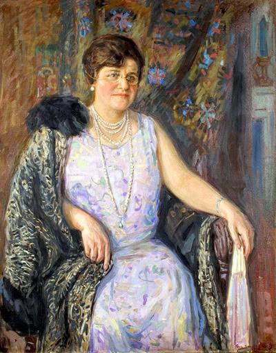 Portrait Of Fifi Vaccaro