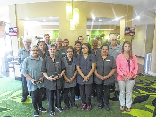 Fairfield Inn & Suites wins six awards