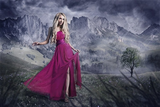 Create This Striking Fairy Tale Photo Manipulation in Photoshop