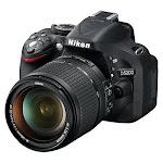 """Nikon D5200 DSLR Camera with 18-140mm f/3.5-5.6G ED VR Lens"""