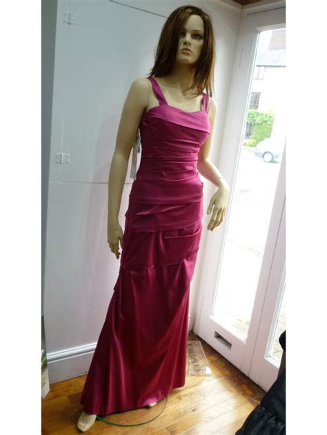 Irresistible IR1112 Stretch fabric Long Strapless Evening
