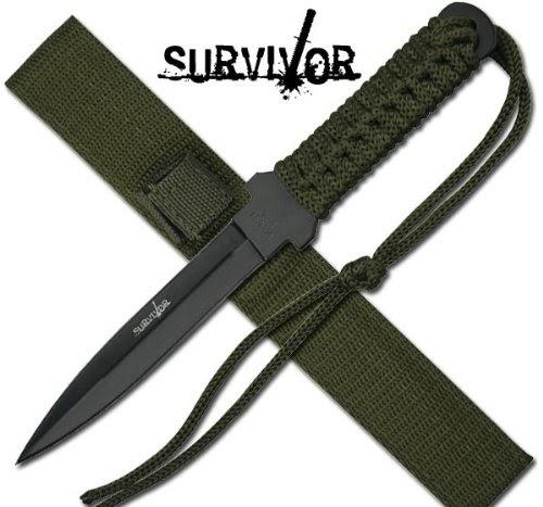 petit poignard survie ref 549 tui couteau militaire tactique review couteau de survie. Black Bedroom Furniture Sets. Home Design Ideas